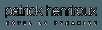 "Restaurant ""La pyramide – Henriroux"""